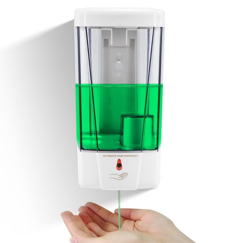 Батарея-приведенный в действие 1000 мл настенный автоматический раздатчик мыла дозатор для жидкого мыла, дозатор для жидкого мыла в вертикал...