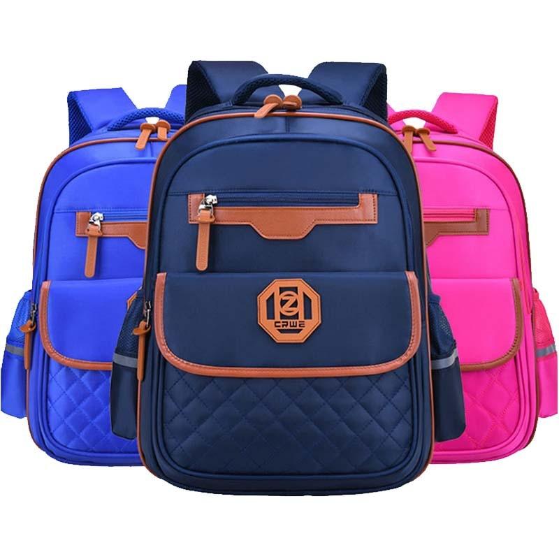 CJH Rabbit Bag Primary School Girls 3-6 Grade Childrens Schoolbag 6-12 Shoulder Shoulder Burden Shoulder Bag Purple