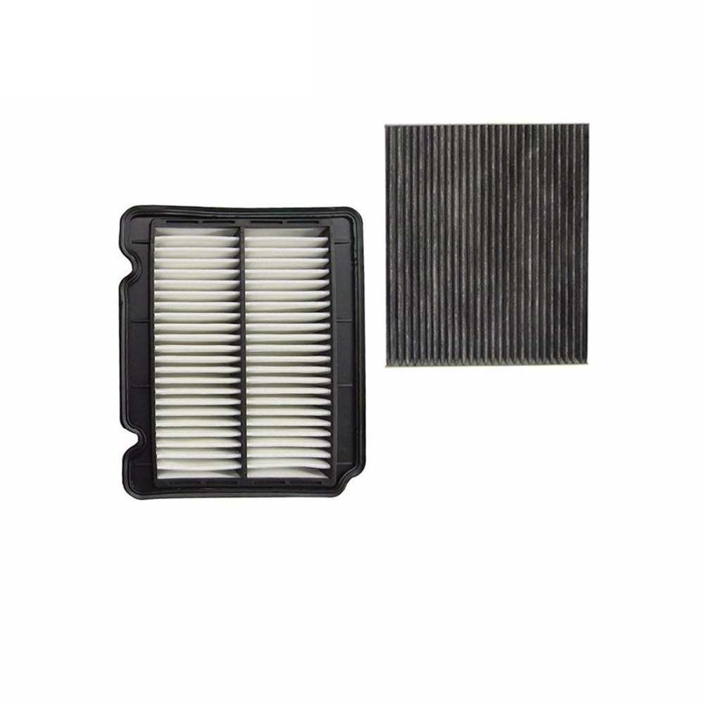 Cabin Filter Air Filter 1Pcs Set For Chevrolet <font><b>Aveo</b></font> <font><b>T250</b></font> T200/Kalos 1.2L 1.4L 1.5L Model 96536696 5492505 image