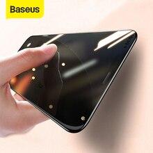 Baseus 0.3mm verre trempé de protection pour iPhone 11 Pro verre couverture complète protecteur décran verre sur iPhone 11 Pro Max 2019