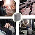 Gonfiabile di Resto Del Piede Cuscino Da Viaggio Per Bambini Sacco A Pelo Per Adulti Piede Gamba Relax Portatile Per la casa Ufficio Auto Cuscino Da Viaggio In Aereo Treno