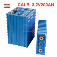 4PCS GRADE A 3,2 V200ah zelle NEUE CALB SE200FI LiFePO4 Akkus 12v 24V für pack EV solar batterie UNS EU AU Steuer-freies