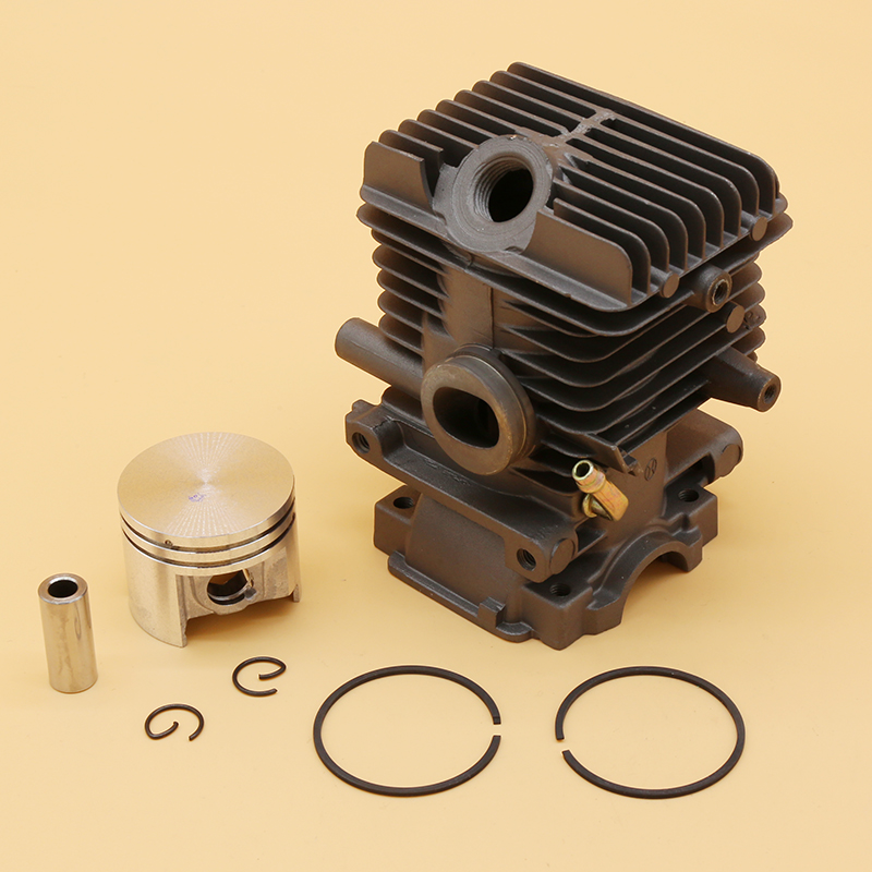 37mm Cylinder Piston Assembly Fit For Stihl MS 192 MS192 C MS192T MS192TC MS192TC-E MS192TC-E S192T-Z Gas Chainsaw Spare Parts