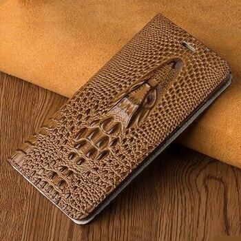 LANGSIDI Brand flip case For redmi note 9s 9 Pro Genuine leather note 7 8 Cover For Xiaomi mi note 10 9t F2 pro kickstand fundas