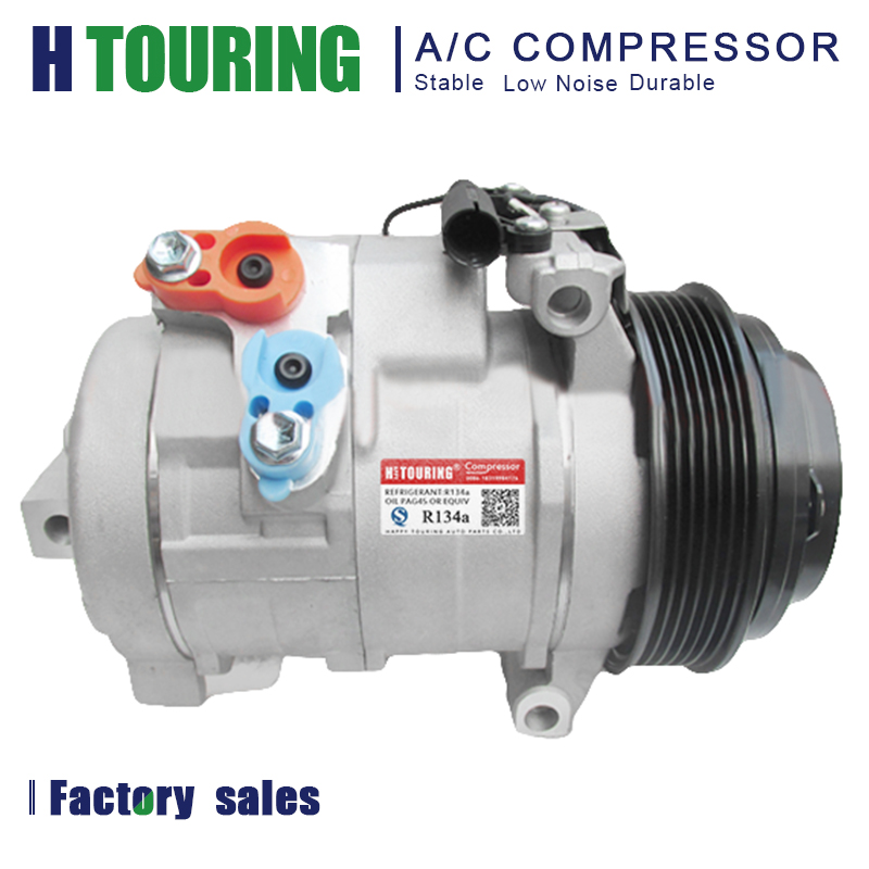 For 10S17C air conditioning compressor Mercedes sprinter 2500 3500 906 351125181 68012250 A0012307111 0002344011 A0002344011|Air-conditioning Installation| |  - title=
