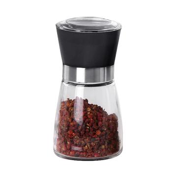 Electric Automatic Mill Pepper and Salt Grinder LED Light Peper Spice Grain Mills Porcelain Grinding Core Mill Kitchen Tools image