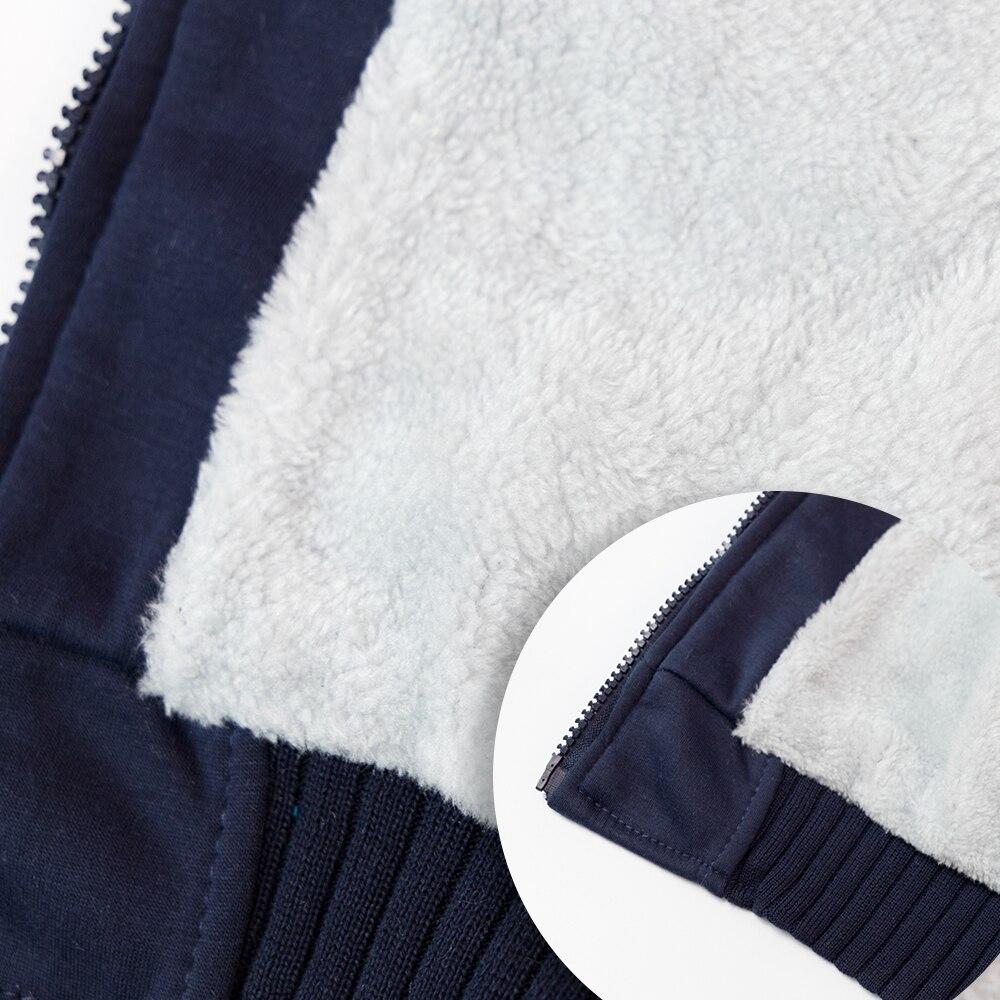2019 STRANGER THINGS Thick Hooded Jackets Zip Hoodie Men Brand Sweatshirt New Style Casual Male Top Coat Fashion Harajuku Hoody