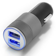 Durable 2 Ports Car Charger Car Styling