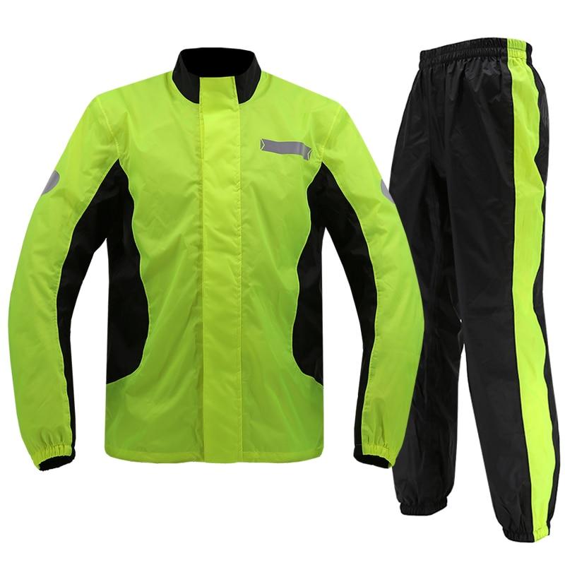 Lightweight Rain Coat Set Impermeable Women Waterproof Poncho Outdoor Adult Unisex Portable Raincoat Stylish Rain Gear CC50YY