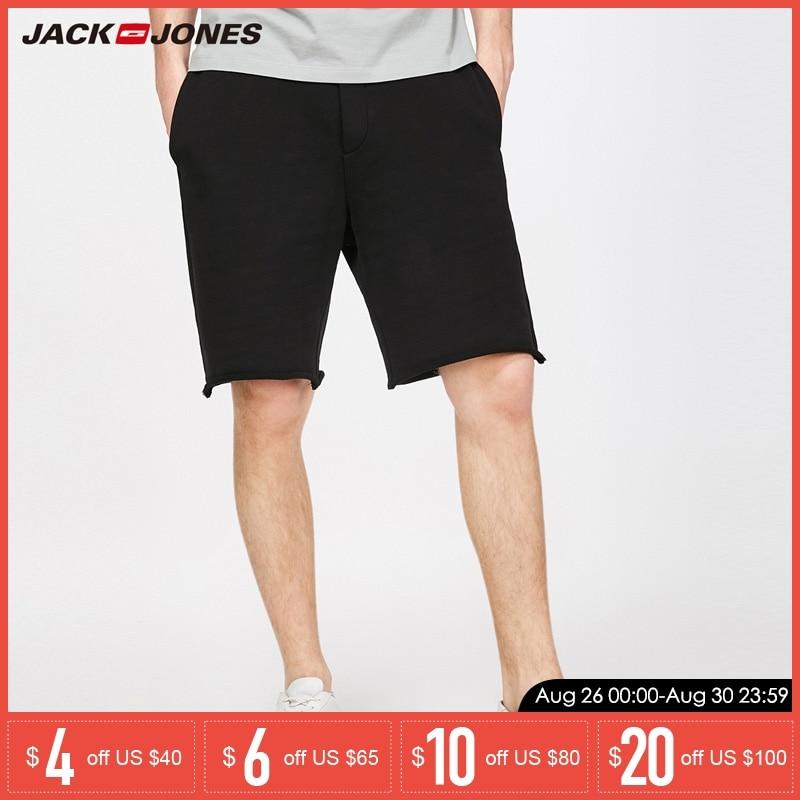 JackJones Spring Summer New Men's Shorts Loose Fit Casual Short Pant   2181SH503