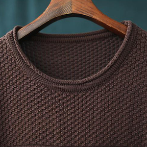 Image 5 - Johnature suéteres de punto de manga larga para mujer, jerseys holgados con cuello redondo para otoño e invierno, jerséis que combinan con todo, 2020