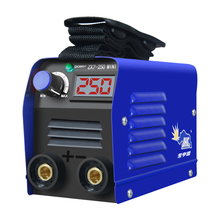 20-250A Current Adjustable Portable Household Mini Electric Welding Machine IGBT Digital