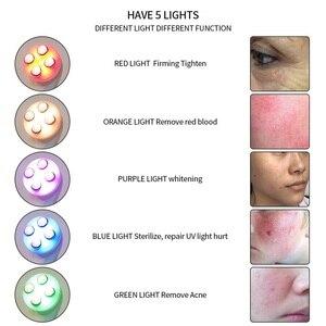 Image 3 - VIP livraison directe appareil de Massage à microcourant, soin du visage, appareil de Massage pour resserrer la peau, Gel rajeunissant et hydratant