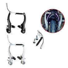 цена на Mountain Bike V Brake Aluminum Alloy Front Rear brake Caliper Tool Set for BMX Folding Road Bicycle Shifter Brake Bicycle parts