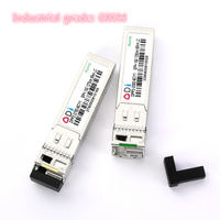 SFP 10G LC 60KM 1270nm/1330nm Industrial grade Single Fiber SFP Optical Module SFP Transceiver   Industrial grade  40 85 Celsius|Powerline Network Adapters|   -