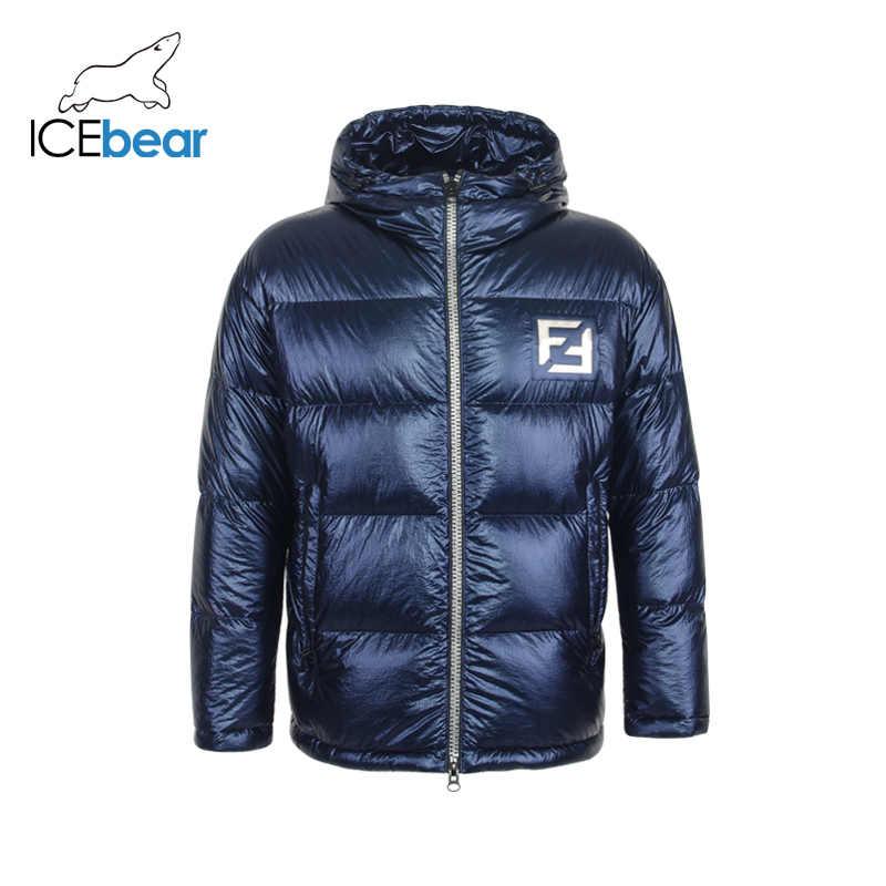 2019 新冬のメンズダウンジャケット高品質の男性のコートでスタイリッシュな男服ブランドメンズパーカー MWY19877D