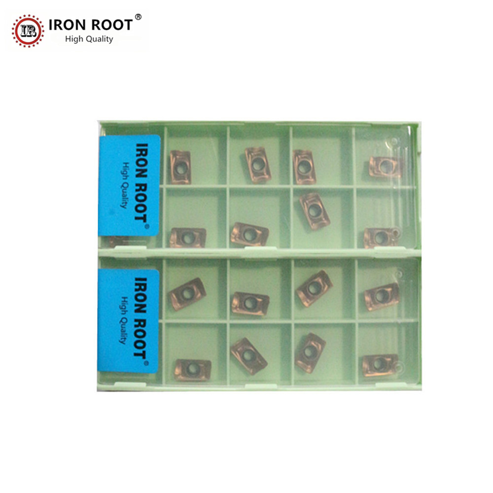 10Ps APKT1136PEER FM TG1125S 시리즈 CNC 금속 선반 절삭 공구 밀링 카바이드 인서트|밀링 커터|   - AliExpress