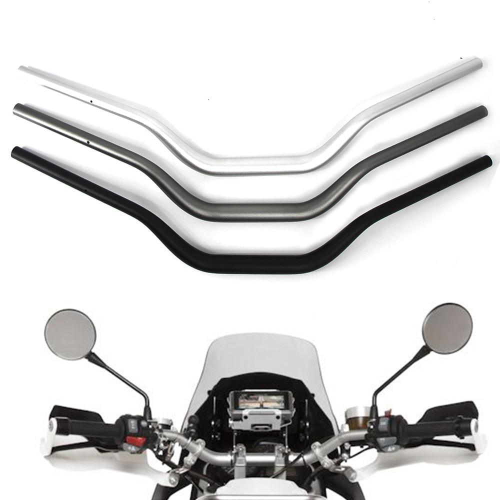 Guidon de guidon de moto en aluminium 22mm pour BMW 1200 R1200GS LC R 1200 R1200 GS ADV Adventure 2013-2017 2018 2019 K50 K51
