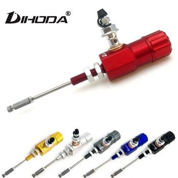 DIHODA Motorcycle performance hydraulic brake clutch master cylinder rod system performance efficient transfer pump same Adelin