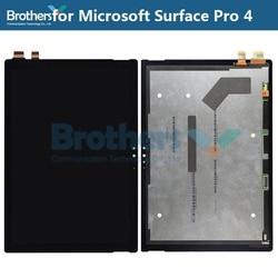 Pantalla para Microsoft Surface Pro 4 pantalla LCD para Microsoft SurfacePro4 1724 pantalla LCD montaje Original parte del teléfono