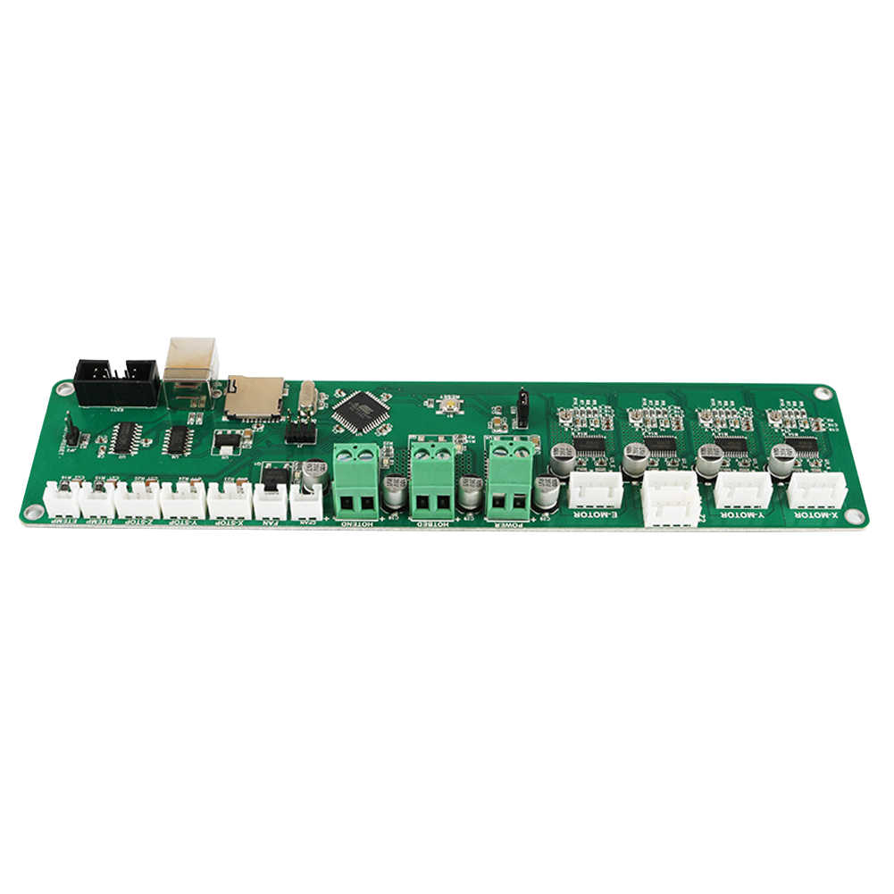 С USB Материнская плата PCB аксессуары Замена 3d принтер плата контроллера стабильная карта адаптер Samll 1284P Melzi 2,0 модуль