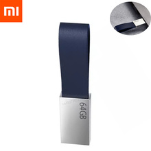 Original Xiaomi U Disk 64GB USB3.0 High speed Transmission Compact Size Lanyard Design Easy To Carry Metal Body