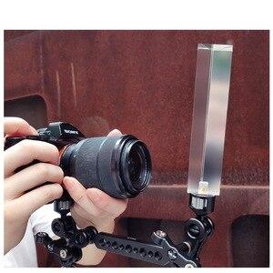 Image 3 - Vlogger хрустальный шар, оптическое стекло, волшебный шар для фотографии с эффектом свечения 1/4 дюйма, декоративные аксессуары для фотостудии