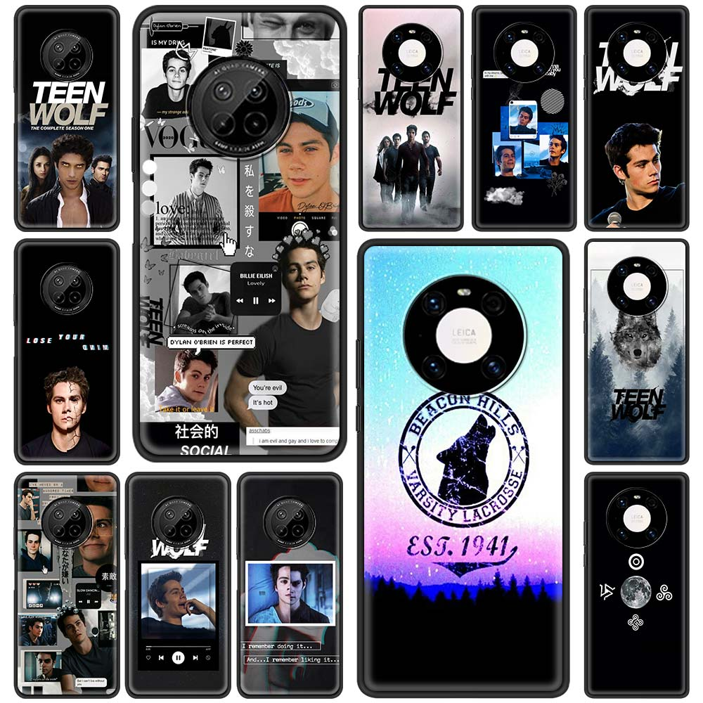 Special Price For coques teen wolf ideas and get free shipping - a764