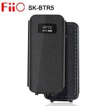 FIIO SK BTR5 حافظة جلدية ل BTR5 مضخم ضوت سماعات الأذن
