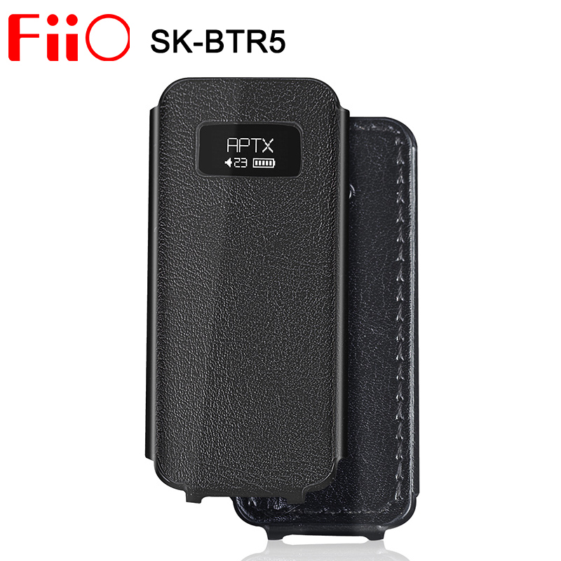 FIIO SK-BTR5 Leather Case For BTR5 Headphone Amplifier