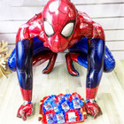 3D Spiderman Aluminu...