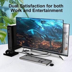Image 4 - FSU 2,0 HDR 4K @ 60 HDMI divisor Full HD Conmutación de vídeo HDMI Switcher 1X2 Split 1 in 2 Out amplificador pantalla Dual para HDTV DVD PS3