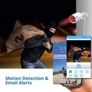 Image 5 - Hiseeu 8CH poe nvrキットhd 1080p cctvカメラシステム2MP屋外防水ipカメラpoeホームセキュリティビデオ監視セット