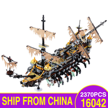 16042 Pirate Ship Series Building Blocks The legoing Movie 71042 Slient Mary Set Model Kit Educational Kids Toys DIY Boat Gifts lepin 05045 star battle genuine series the b starfighter wing educational building blocks bricks toys legoing 10227 gifts model