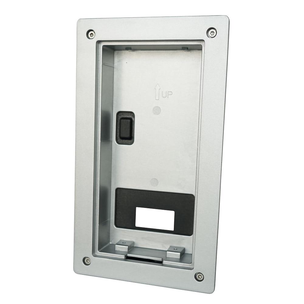 VTM116-01  Flush Mounted Box For VTO3221E-P VTO6221E-P