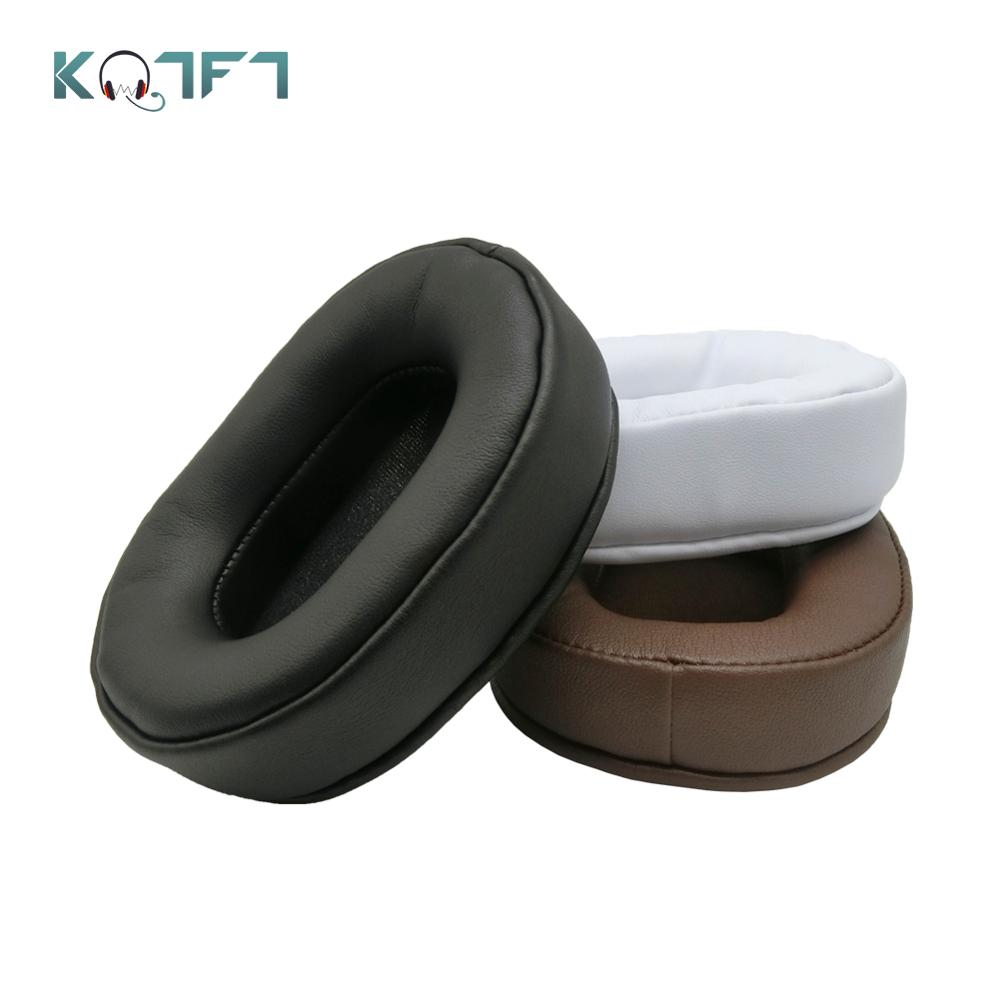 KQTFT 1 Pair of Replacement EarPads for <font><b>Sennheiser</b></font> HD250 HD280 HD281 Pro Headset Ear pads Earmuff Cover Cushion Cups image
