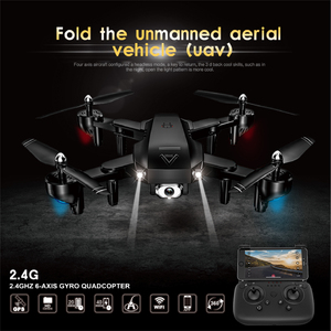 Image 2 - A908 Дрон 1080p HD воздушные профессиональные беспилотники wifi fpv Квадрокоптер интеллектуальное следование полета 20 минут р/у