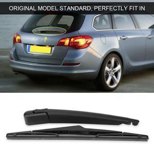 Image 2 - Rear Windshield Windscreen Wiper Arm & Blade Set for Opel Astra III 3 H 2003 2004 2005 2006 2007 2008 2009