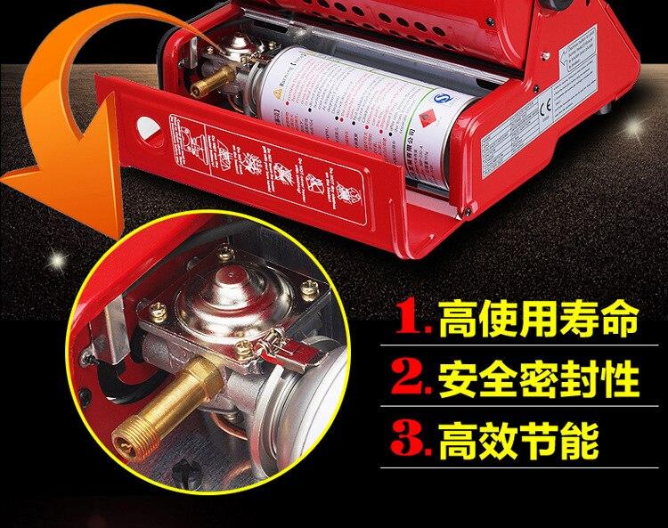 Открытый Многофункциональный портативный газовый нагреватель Портативный мини-палатка домашний обогреватель духовка