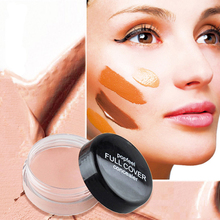 Full Cover Concealer Cream Waterproof Makeup Cover Long Lasting Face Makeup Foundation High Coverage Facial Cosmetic