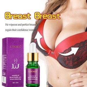 Эфирное масло для увеличения груди, крем для увеличения груди, 10 мл