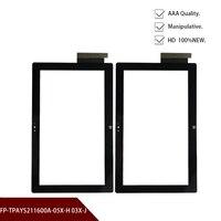 Haier sailingp11b um novo 11.6in tablet tela sensível ao toque FP-TPAYS211600A-05X-H/01 02 03x-j painel de sensor manuscrita tela externa