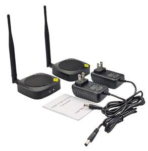 Image 1 - 50 メートルのワイヤレス伝送 hdmi エクステンダートランスミッタレシーバ tx rx キット 1080 1080p hdmi ケーブル拡張ラップトップ pc dvd プレーヤービデオテレビ