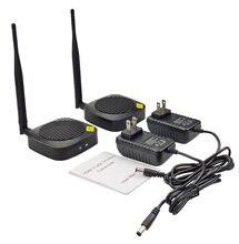 50M Transmission sans fil HDMI Extender émetteur récepteur TX RX Kit 1080P Hdmi câble étendre ordinateur portable lecteur DVD vidéo à la télévision