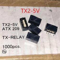 Новый DIP Сигнальное реле TX2-3V 4,5 V TX2-L2-5V TX2-12V TX2-L2-24V