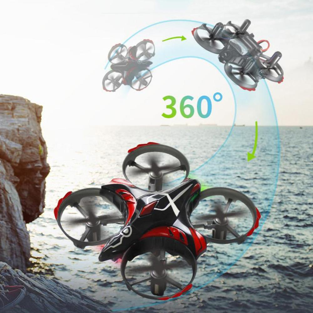 JJRC H56 Mini Drone Quadcopter RC Induction Infrared Sensor Hand Operated RC Quadcopter Helicopter Model Aircraft Flying Toy|RC Helicopters| - AliExpress