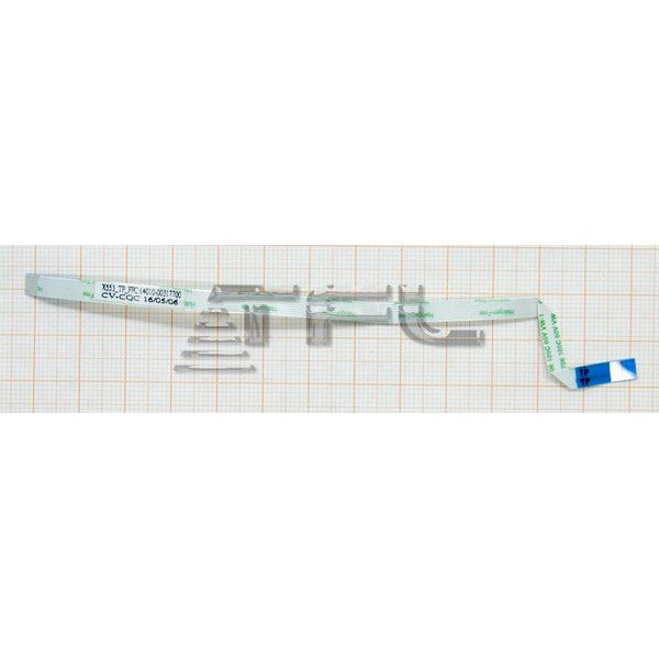 Touchpad Flex Cable For Asus X553m, 8pin, 150mm, 14010-00317700