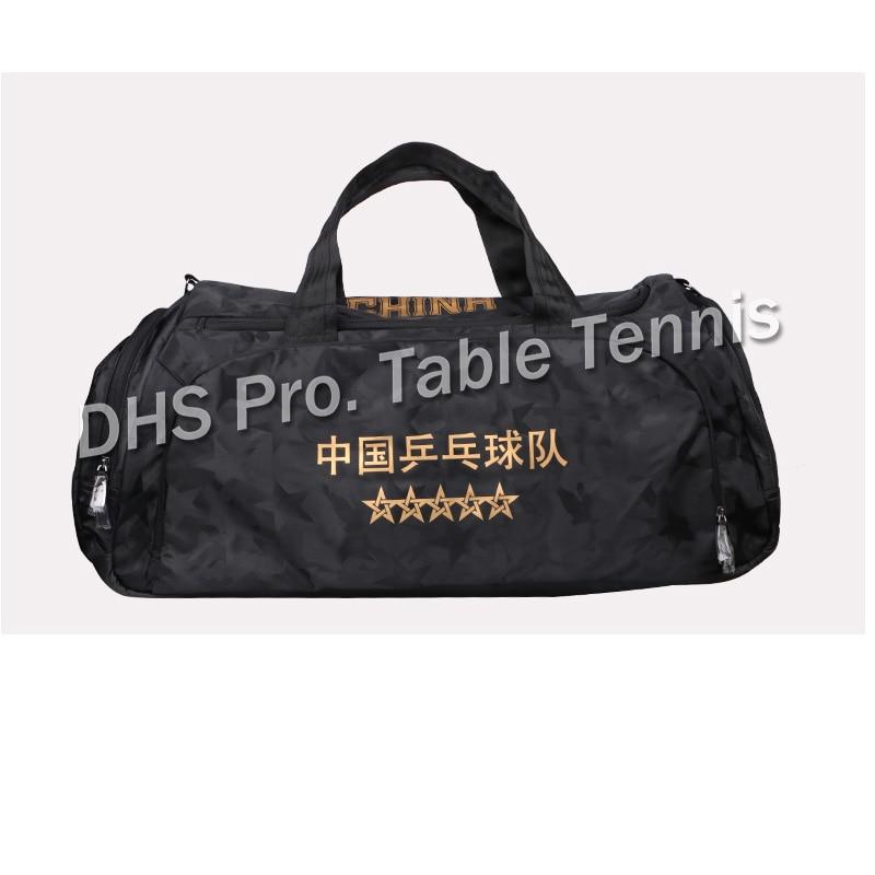 2018 Chinese National Team Version Shoulder Bag Table Tennis