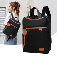 Fashion Women Backpacks Korea Style Design Laptop Bag Female Waterproof Oxford Shoulder Back Bag Daypack School Teenage Girls