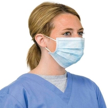 disposable PM2.5 Anti Pollution Mask Dust Protection Masks Mouth  Unisex Muffle for Allergy Asthma Travel 3-layer N95 Mask KN95